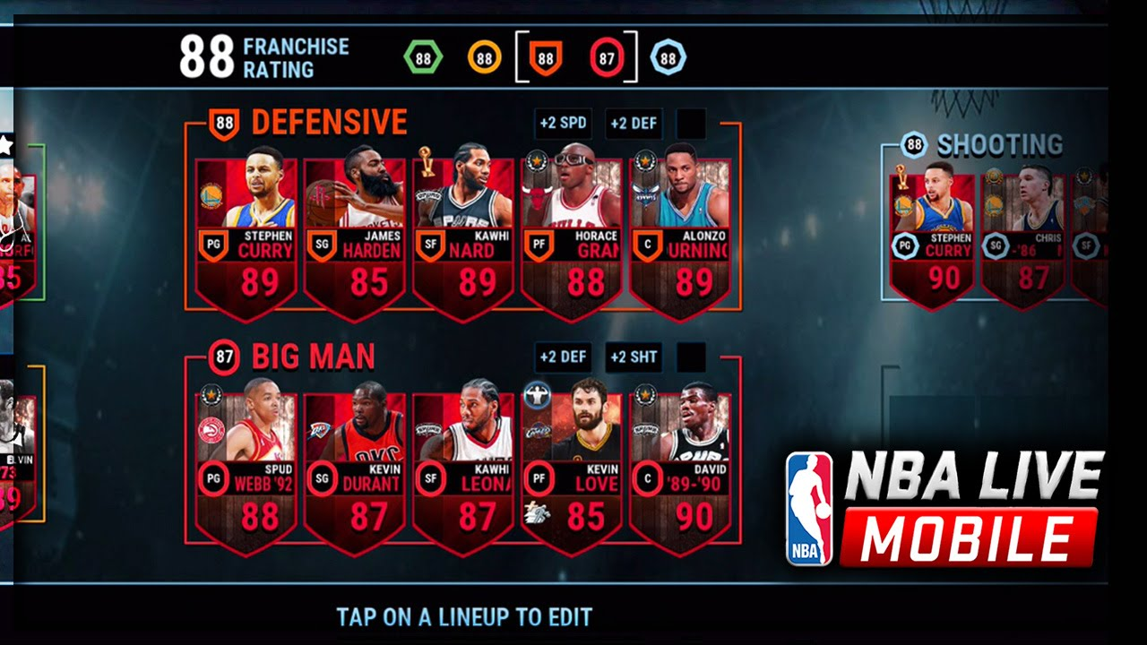 hack nba live mobile apk